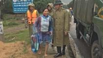 Bộ trưởng Trần Tuấn Anh thị sát bão lũ tại Bình Định và Phú Yên