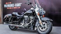 Harley-Davidson Road King 2017 giá hơn 1 tỷ tại Hà Nội