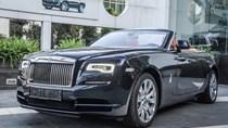 Xe mui trần Rolls-Royce Dawn giá hơn 30 tỷ độc nhất Việt Nam