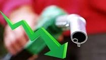 Giá xăng giảm 9 lần trong năm 2016