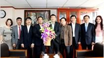 Thứ trưởng Đỗ Thắng Hải thăm và chúc mừng Đảng ủy Khối Công nghiệp Hà Nội
