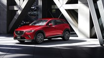 """Crossover khiến người Việt """"phát thèm"""" Mazda CX-3 2017 trình làng tại Đông Nam Á"""