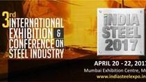 Mời tham gia Hội chợ triển lãm quốc tế ngành công nghiệp Thép tại Mumbai, Ấn Độ