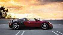 """Vua xe mui trần"" Bugatti Veyron Grand Sport chuẩn bị ""lên sàn"""