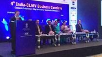Thứ trưởng Cao Quốc Hưng dự Hội nghị hợp tác Ấn Độ - các nước CLMV lần thứ IV