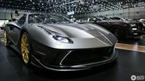 """""""Phù thủy"""" Mansory """"nghịch"""" siêu xe mui trần Ferrari 488 GTB Spider"""