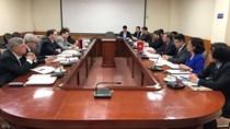 Phiên họp giữa hai PCT Tổ công tác cấp cao Việt-Nga về các dự án đầu tư ưu tiên