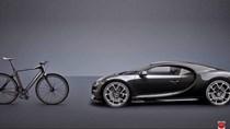 """Siêu xe đạp của Bugatti - giá """"chỉ khoảng"""" 850 triệu Đồng"""