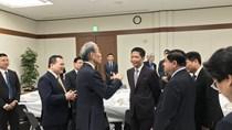 Bộ trưởng Trần Tuấn Anh tham gia hoạt động xúc tiến đầu tư tại Nhật Bản