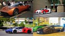 """Những mẫu siêu xe độc nhất vô nhị tại thị trường VN mang """"thương hiệu"""" Minh """"Nhựa"""""""