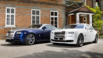 Rolls-Royce trình làng cặp xe siêu sang dành riêng cho xứ củ Sâm