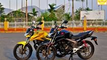 Cận cảnh Honda CBF125R nâng cấp giá chỉ từ 40 Triệu Đồng