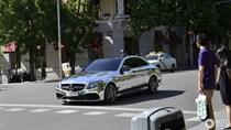 """Bắt gặp """"gương di động"""" Mercedes-AMG C63 S Edition 1 trên đường phố"""