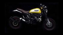 """Lifan Hunter 125 """"nhái"""" Ducati Scrambler ra mắt, giá từ 35,5 triệu Đồng"""