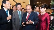 """Khai mạc """"Tuần lễ hàng Việt Nam 2017"""" tại Nhật Bản"""