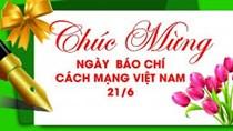 Thư chúc mừng của Bộ trưởng Bộ Công Thương nhân kỷ niệm 92 năm ngày Báo chí CMVN 21/6