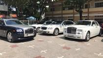 """Dàn xe siêu sang dự đám hỏi của người bán Richard Mille 18 tỷ Đồng cho Minh """"Nhựa"""""""