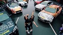 Hành trình Gumball 3000 2017: Nơi siêu xe, triệu phú và chân dài hội tụ