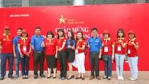 Thành phố Cần Thơ: Lễ đạp xe Diễu hành Chương trình Nhận diện hàng Việt Nam