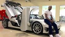 """Võ sỹ triệu phú Floyd Mayweather rao bán siêu xe """"dệt kim cương"""""""