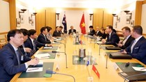 Phó Thủ tướng Vương Đình Huệ thăm và làm việc tại Indonesia, Australia và New Zealand