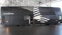 """Bên trong Sleepbus: chiếc xe buýt """"chất nhất"""" nước Mỹ"""