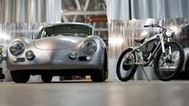 Xe đạp điện phong cách Porsche giới hạn 50 chiếc, giá 150 triệu đồng