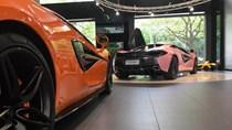 Đây có lẽ là chiếc McLaren 570S sinh ra dành riêng cho quý bà