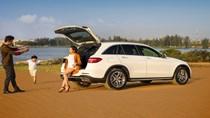 Mercedes-Benz GLC: Một năm chưa hết sốt