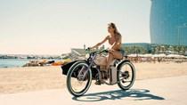 Cruzer – Chiếc xe đạp điện phong cách cổ điển cho các tín đồ thời trang