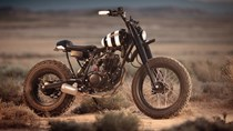 Yamaha TW125 độ bobber cực chất để tặng bạn gái