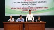 102 sản phẩm công nghiệp nông thôn tiêu biểu năm 2017 sẽ được tôn vinh ngày 20/9