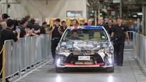 """Toyota """"báo tử"""" dây chuyền sản xuất tại Úc"""