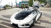 Frangivento Asfanè Charlotte Roadster - Siêu xe đi kèm bể cá trong nội thất tái xuất