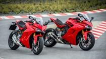 """Ducati Supersport 2017 - """"Hoa hậu"""" của triển lãm EICMA 2016 giới thiệu tại Việt Nam"""