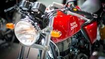 Biểu tượng mô-tô huyền thoại Royal Enfield sắp ra mắt tại Việt Nam