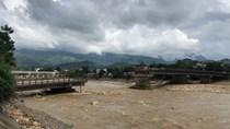 Đoàn công tác Bộ Công Thương đến Yên Bái tham gia khắc phục hậu quả mưa lũ