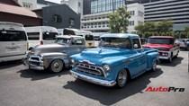 Chiêm ngưỡng dàn xe bán tải cổ của dân chơi Thái Lan