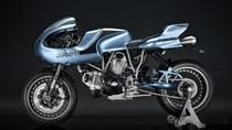 Không mua được xe mới, người đạo diễn quyết định độ Ducati cổ vượt mong đợi