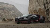 """Bugatti Chiron phiên bản """"Người dơi"""" giá ước tính 4 triệu USD"""