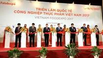Vietnam Foodexpo 2017 - Triển lãm lớn nhất ngành CNTP Việt Nam chính thức khai mạc
