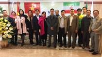Chương trình giao thương, xúc tiến thương mại quốc gia năm 2017 tại Iran & Thổ Nhĩ Kỳ