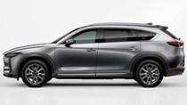 Mazda sắp ra mắt crossover mới, nằm giữa CX-5 và CX-9