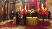Biên bản ghi nhớ giữa BCT Việt Nam và Bộ Phát triển Kinh tế và Tài chính Ba Lan