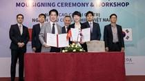 Ký kết hợp tác VN - HQ: Phát triển thiết kế, nâng cao chuỗi giá trị ngành Thủ CN