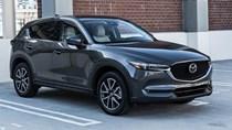 Mazda CX-5 sẽ có lưới tản nhiệt làm từ nhựa sinh học