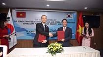 Kỳ họp lần thứ 8 của UBHH Việt Nam – Hàn Quốc về hợp tác Điện hạt nhân, NL, CN & TM