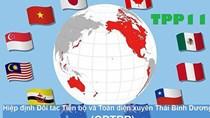 Công bố chính thức nội dung của Hiệp định đối tác toàn diện và tiến bộ xuyên TBD