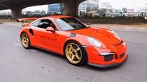 Cường Đô La chạy Porsche tham gia hành trình siêu xe 2018