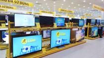 Kinh nghiệm mua TV xả hàng tại siêu thị điện máy